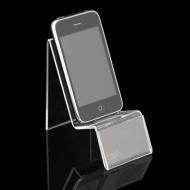pleksi-telefon standı