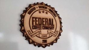 kontraplak logo kazıma