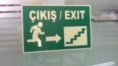 ucuz-fosforlu-exit-çıkış-tabelası